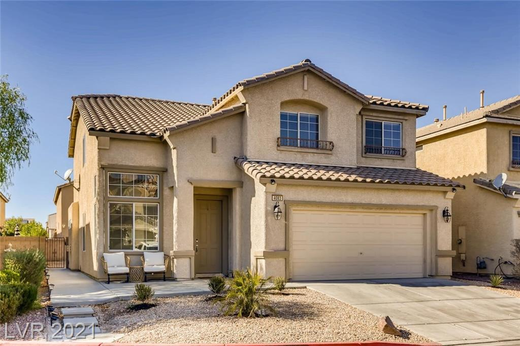 4083 Lilac Creek Court Property Photo - Las Vegas, NV real estate listing