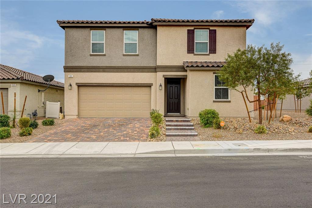 721 Desert Senna Avenue Property Photo - North Las Vegas, NV real estate listing