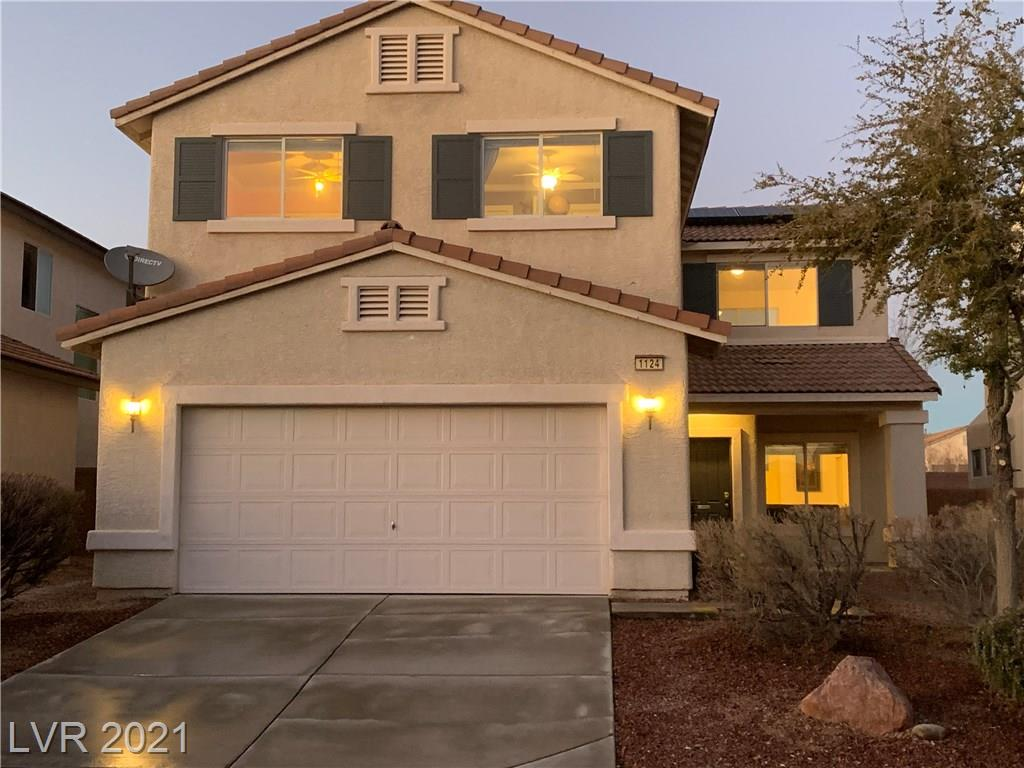 1124 Oceanwood Avenue Property Photo - North Las Vegas, NV real estate listing