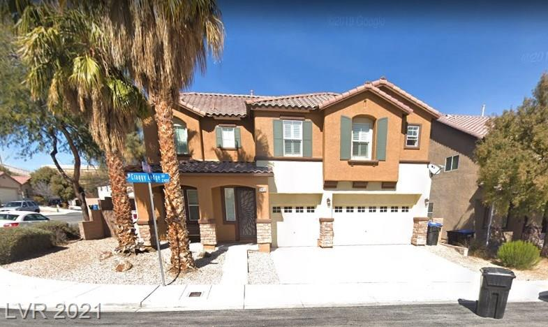 2417 Craggy Ledge Avenue Property Photo - North Las Vegas, NV real estate listing