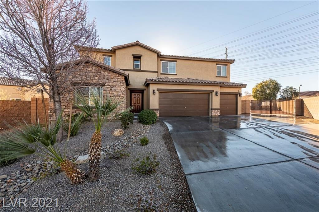 4723 Prairie Coach Avenue Property Photo - North Las Vegas, NV real estate listing