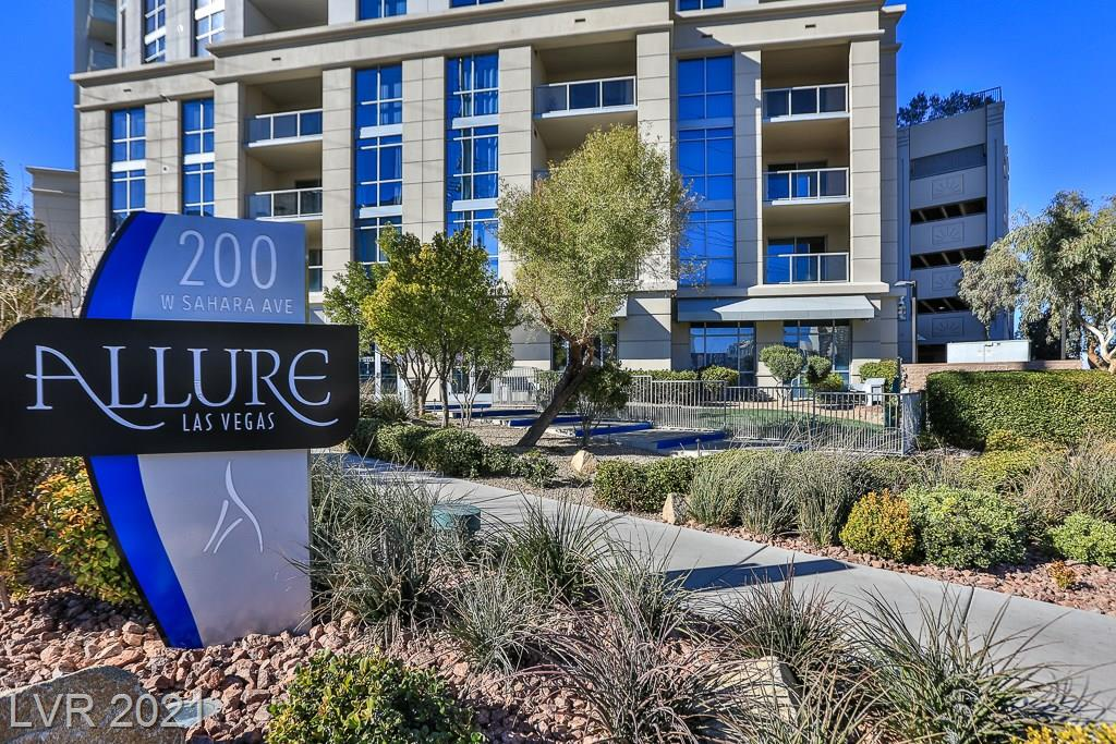 200 Sahara Avenue #2505 Property Photo - Las Vegas, NV real estate listing