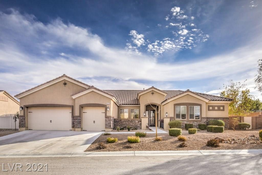 8645 Via Napoleone Circle Property Photo - Las Vegas, NV real estate listing
