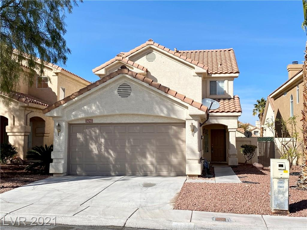 8248 Peaceful Canyon Drive Property Photo - Las Vegas, NV real estate listing