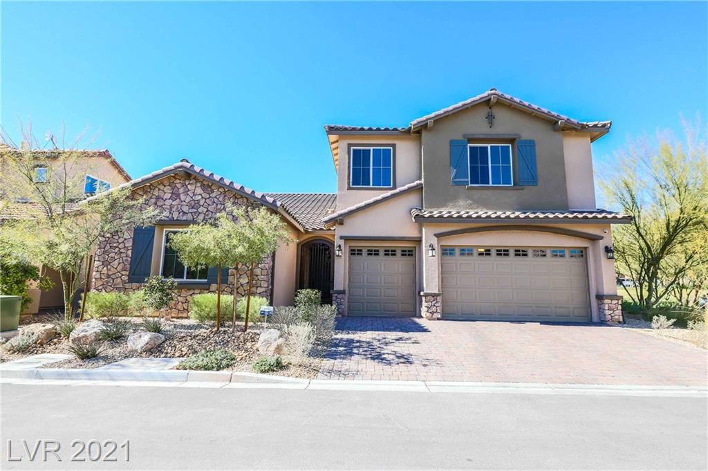 7327 Durand Park Street Property Photo - Las Vegas, NV real estate listing