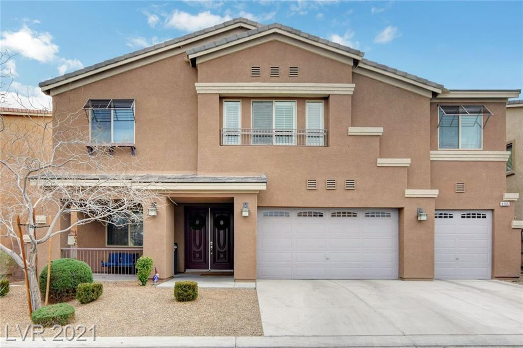 8105 Cape Flattery Avenue Property Photo - Las Vegas, NV real estate listing