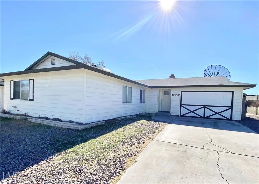 6449 Gunderson Boulevard Property Photo - Las Vegas, NV real estate listing