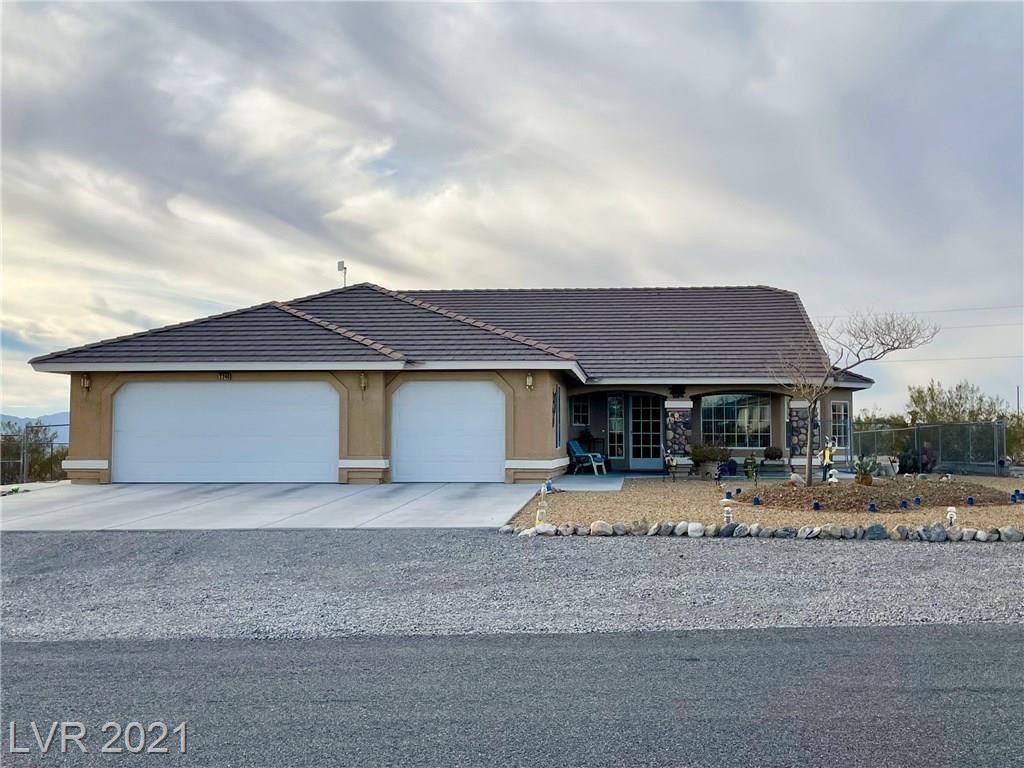 2240 S Rainbow Avenue Property Photo - Pahrump, NV real estate listing