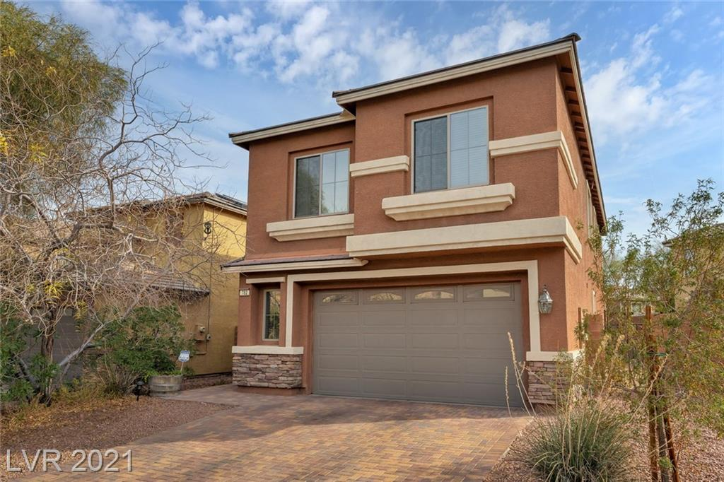 782 Crest Valley Property Photo - Henderson, NV real estate listing