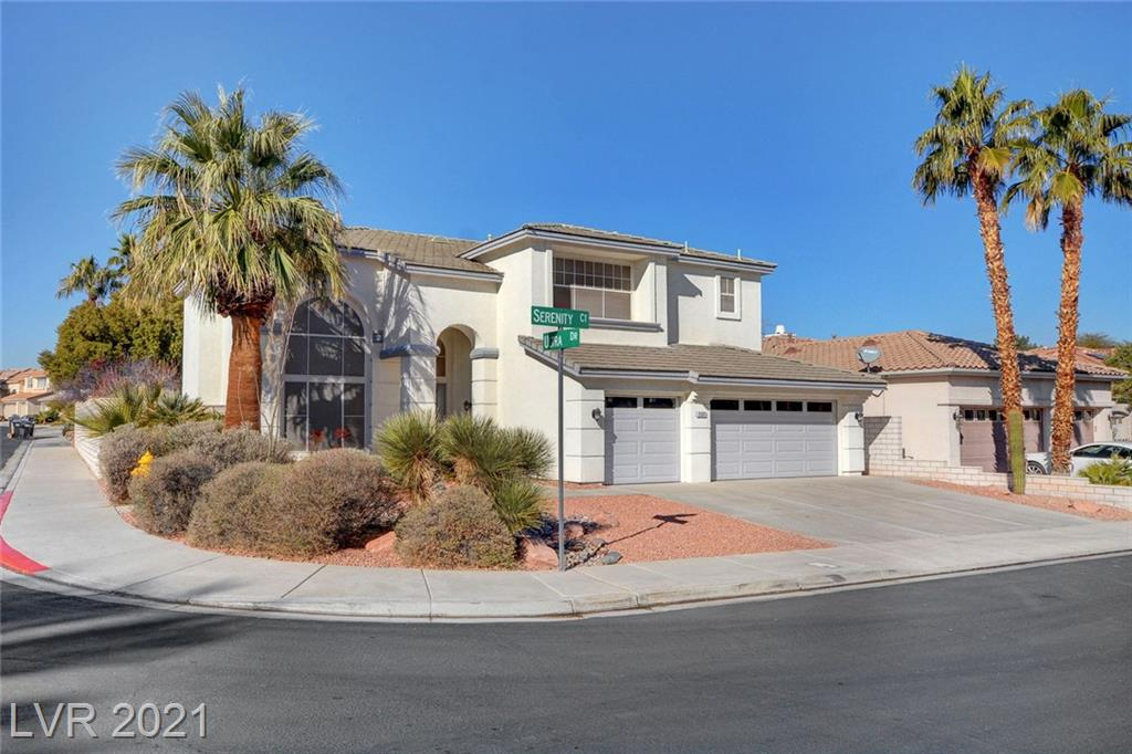 2501 Serenity Court Property Photo - Henderson, NV real estate listing