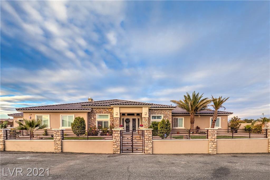4995 Dapple Gray Road Property Photo - Las Vegas, NV real estate listing