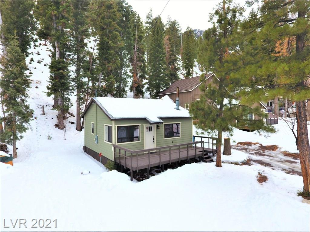 4711 Aspen Avenue Property Photo - Mount Charleston, NV real estate listing