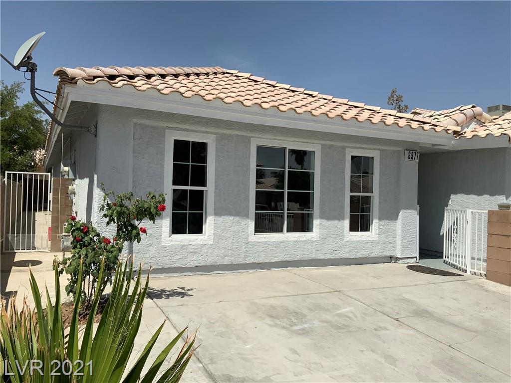 6977 Luminary Drive Property Photo - Las Vegas, NV real estate listing
