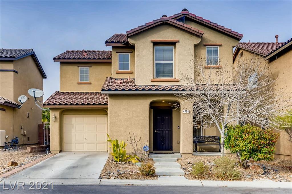 4756 Golden Shimmer Avenue Property Photo - Las Vegas, NV real estate listing