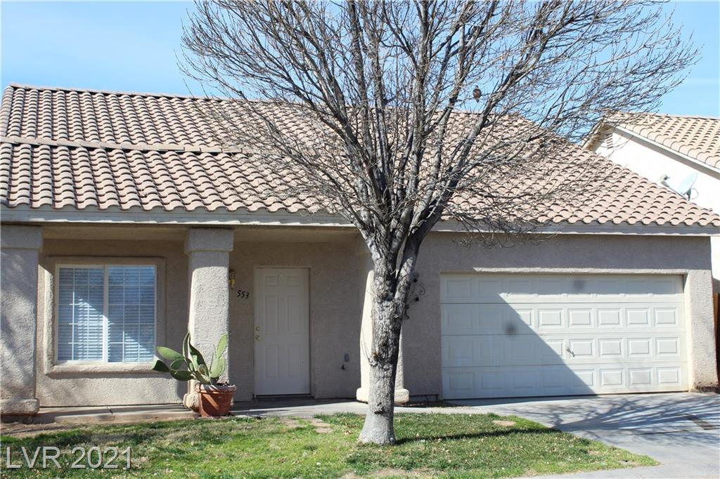 553 Milky Way Property Photo - Mesquite, NV real estate listing