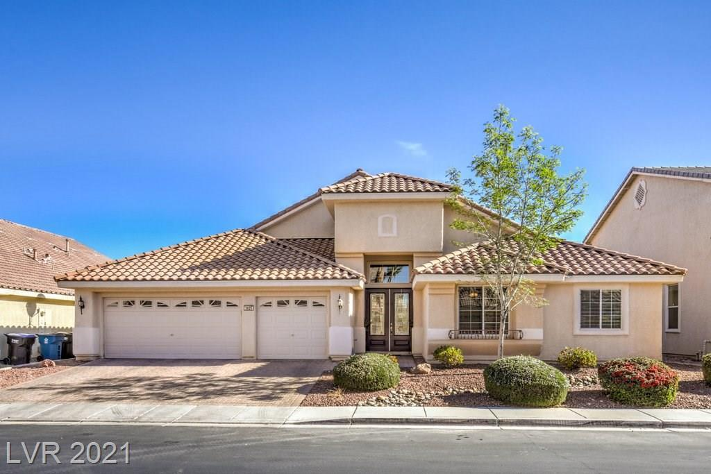 3625 Tiger Ridge Lane Property Photo - Las Vegas, NV real estate listing