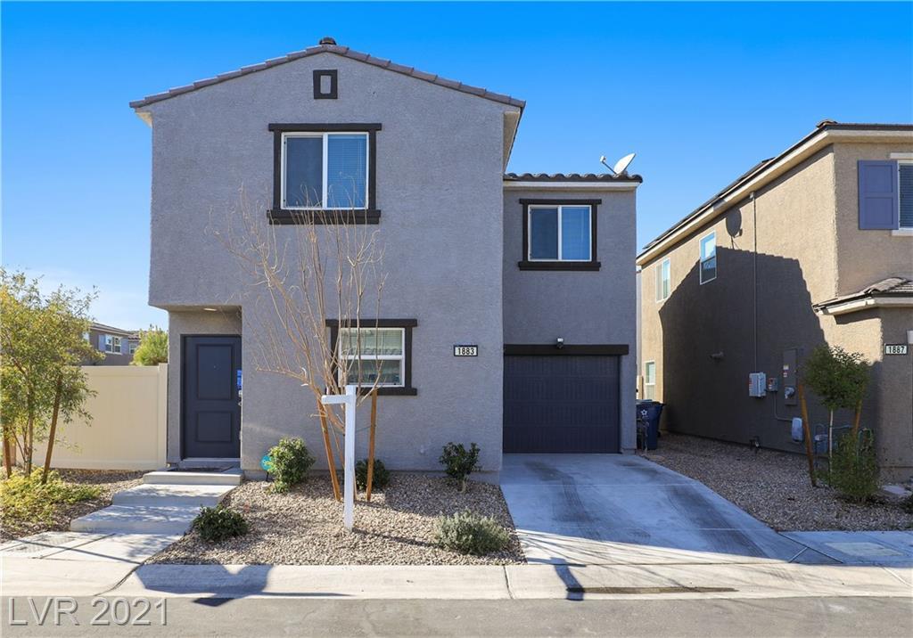 1883 Via Del Prado Street Property Photo - Las Vegas, NV real estate listing