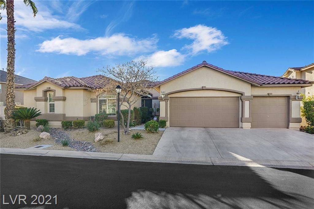 9401 Brilliant Ore Drive Property Photo - Las Vegas, NV real estate listing