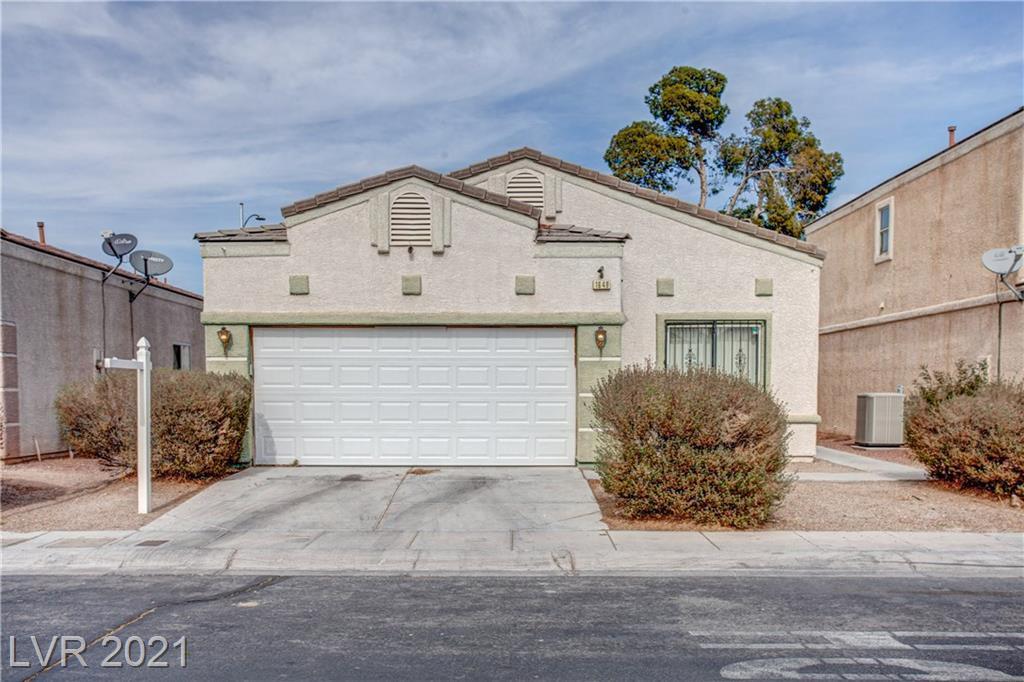 1648 Dwayne Stedman Avenue Property Photo - Las Vegas, NV real estate listing