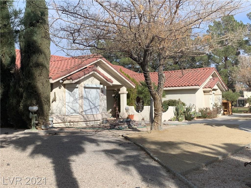 6130 Eisner Drive Property Photo - Las Vegas, NV real estate listing