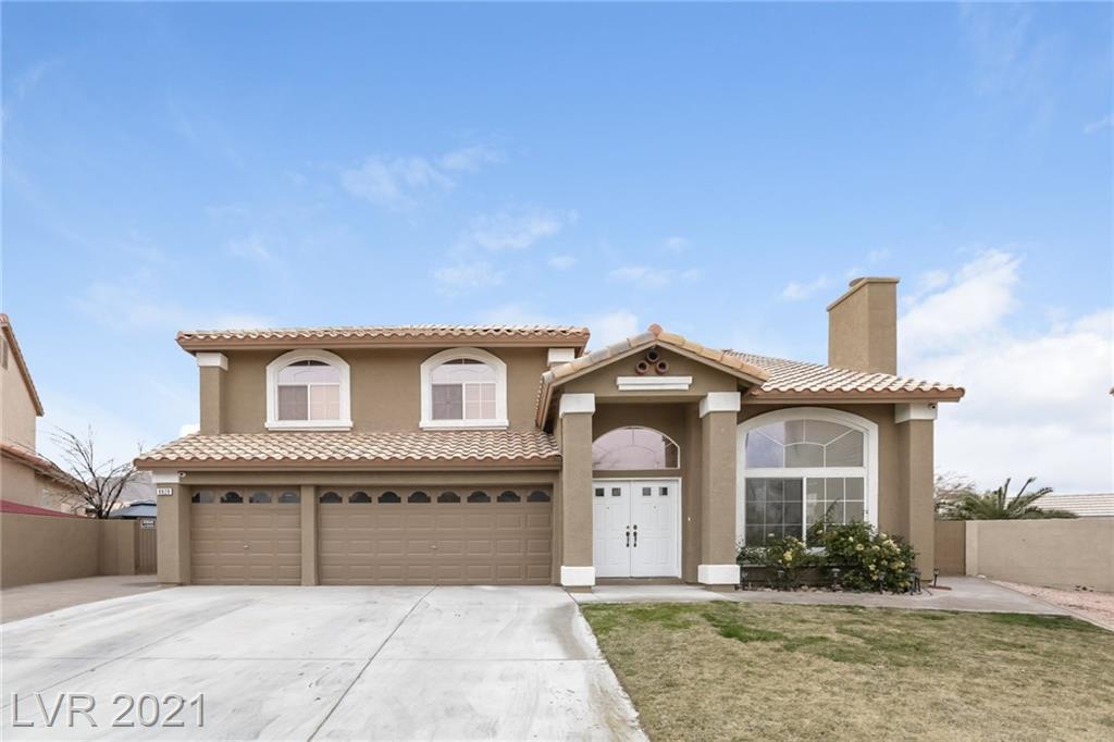8828 Storm Cloud Avenue Property Photo - Las Vegas, NV real estate listing