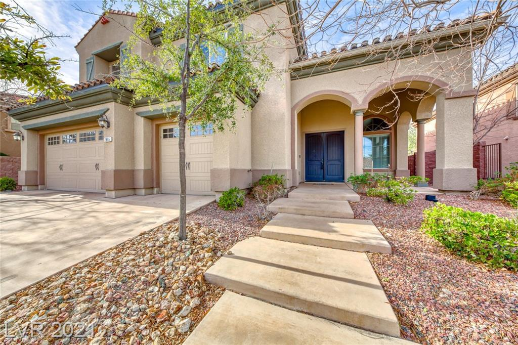 2805 Sisteron Court Property Photo - Henderson, NV real estate listing