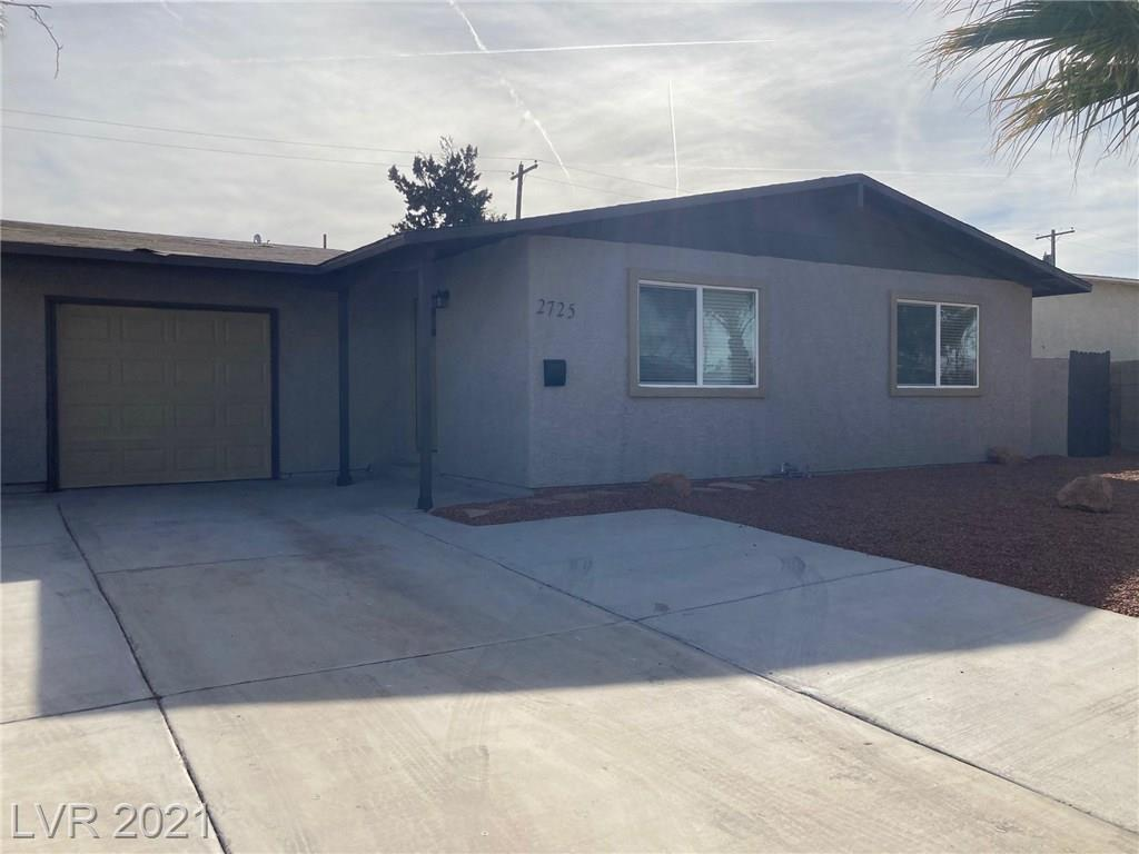2725 Alcoa Avenue Property Photo - Las Vegas, NV real estate listing