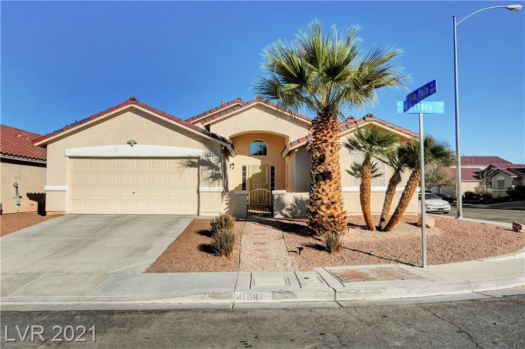 4108 Mattray Street Property Photo - North Las Vegas, NV real estate listing