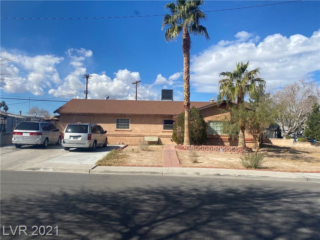 3159 Bluebird Street Property Photo - Las Vegas, NV real estate listing