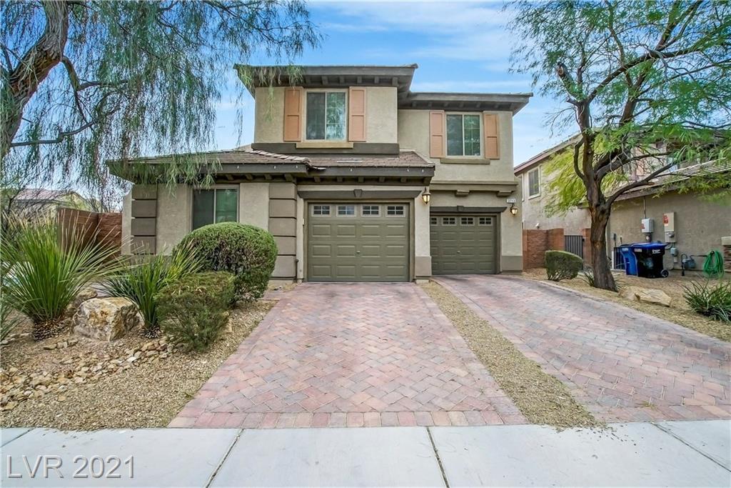3713 Moonshine Falls Avenue Property Photo - North Las Vegas, NV real estate listing