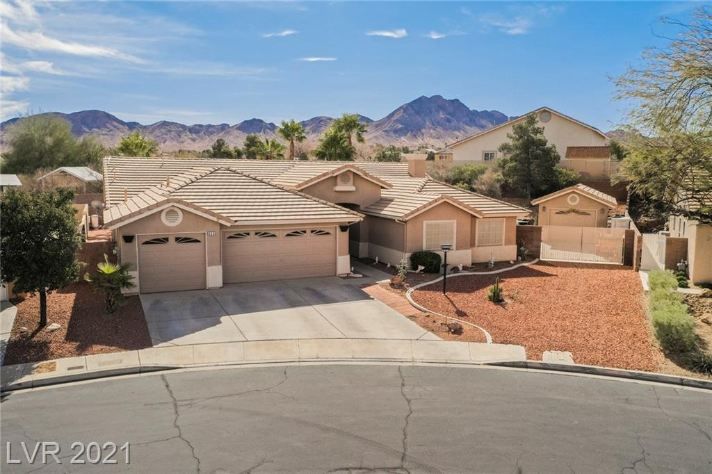 968 Wild West Drive Property Photo - Henderson, NV real estate listing