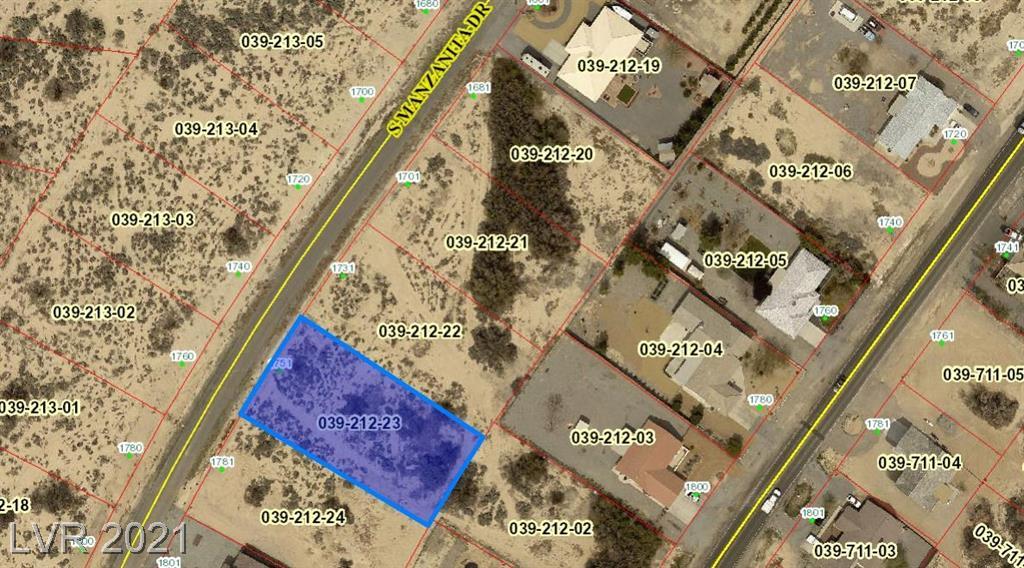 1751 Manzanita Drive Property Photo