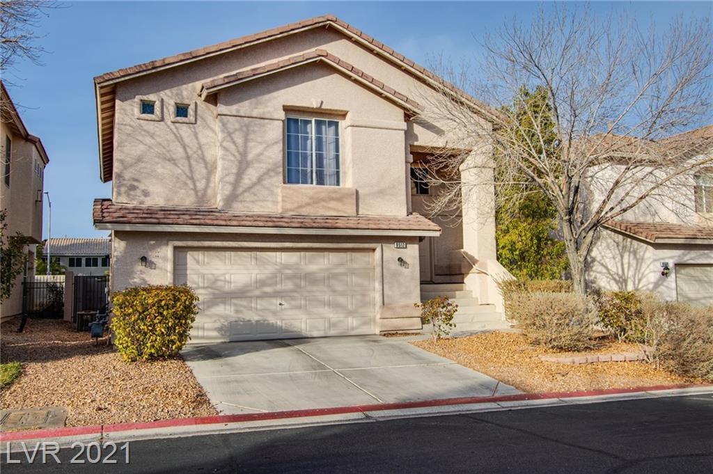 8512 Twinkling Topaz Avenue Property Photo - Las Vegas, NV real estate listing