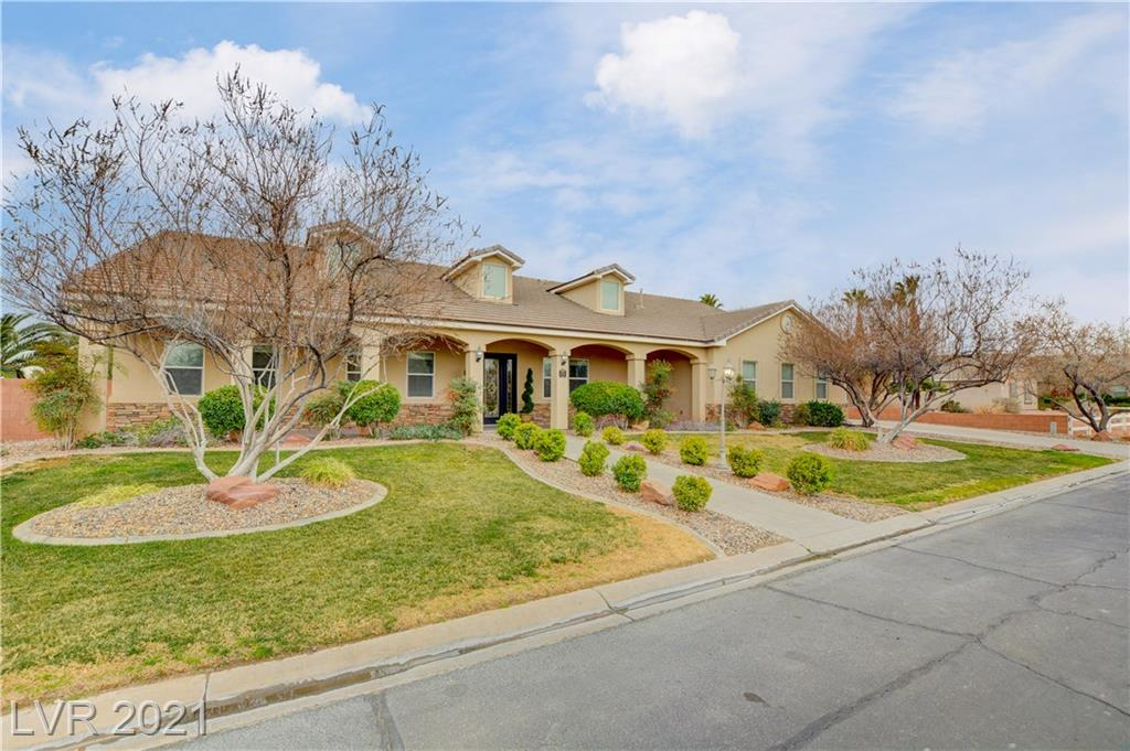 1443 Red Sage Lane Property Photo - Logandale, NV real estate listing