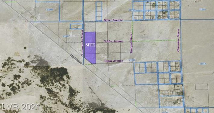 Commanche Street Property Photo - Sandy Valley, NV real estate listing