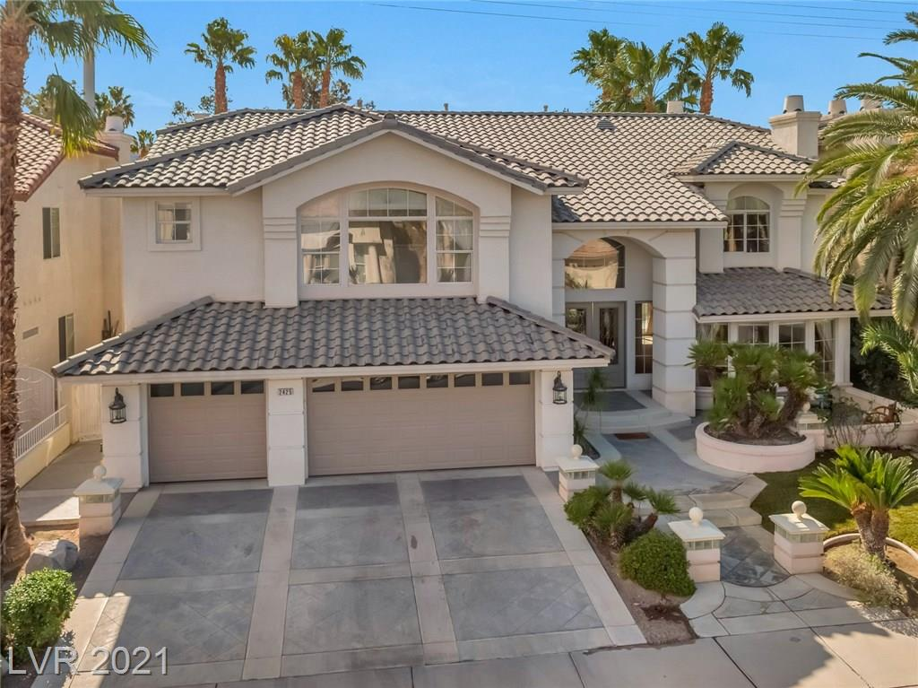 2425 Tour Edition Drive Property Photo - Henderson, NV real estate listing