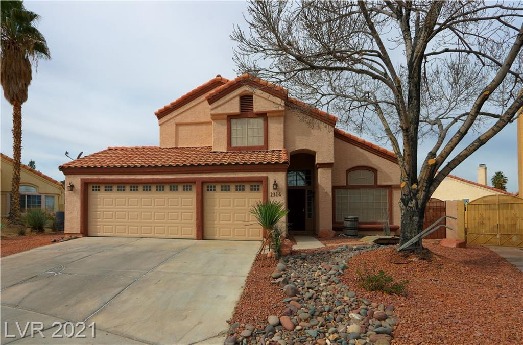 2316 Hedgewood Drive Property Photo - North Las Vegas, NV real estate listing