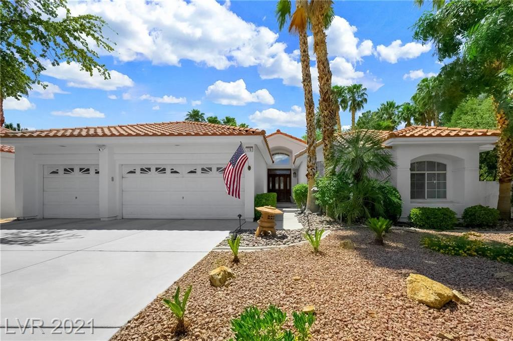 175 Buena Court Property Photo - Henderson, NV real estate listing
