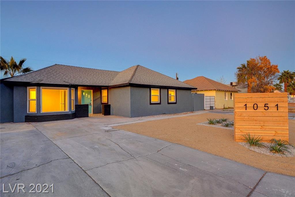 1051 Sweeney Avenue Property Photo - Las Vegas, NV real estate listing