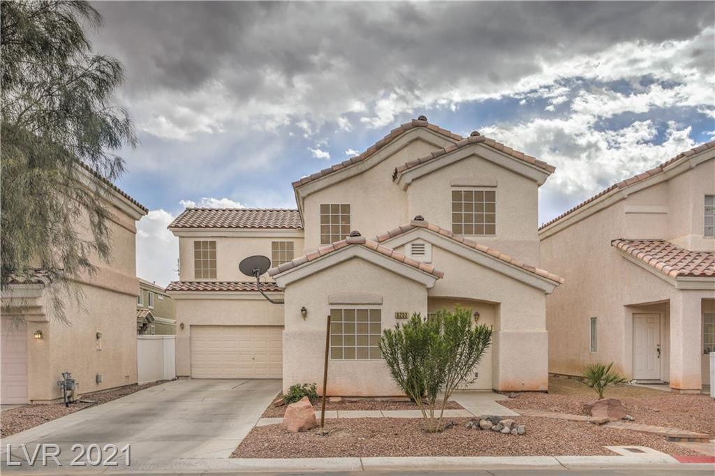 6233 Overhang Avenue Property Photo - Henderson, NV real estate listing