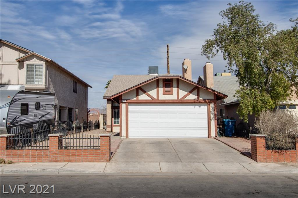 4206 Tolkien Avenue Property Photo - Las Vegas, NV real estate listing