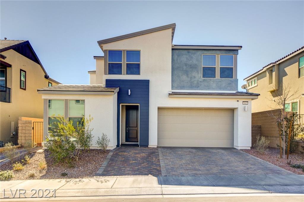 9665 Bold Skye Avenue Property Photo - Las Vegas, NV real estate listing