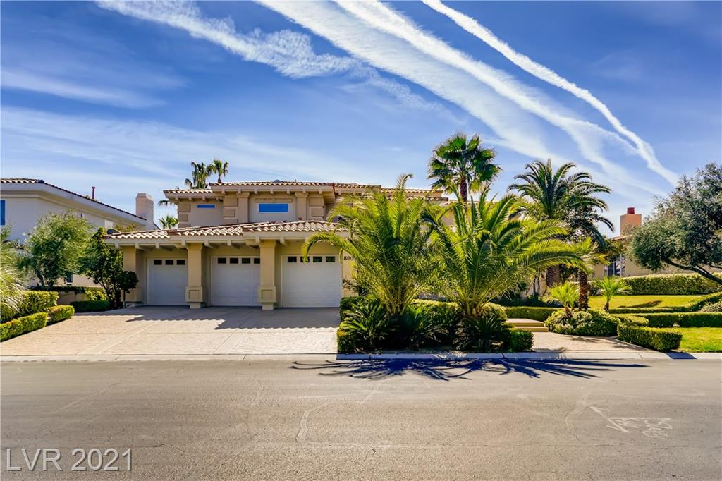 8805 Spanish Mountain Drive Property Photo - Las Vegas, NV real estate listing