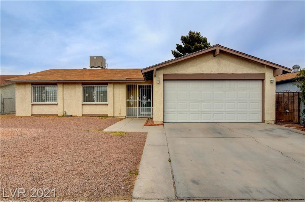 4130 Cincinnati Avenue Property Photo - Las Vegas, NV real estate listing