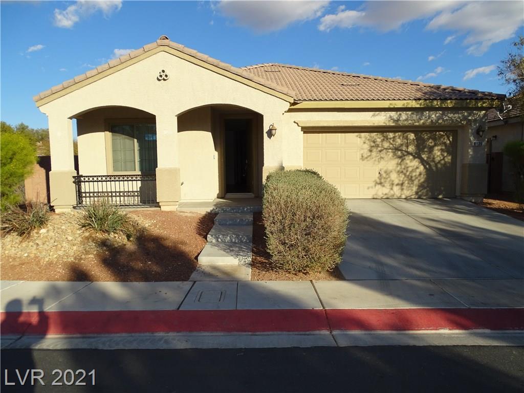 8136 Hamilton Falls Street Property Photo - North Las Vegas, NV real estate listing