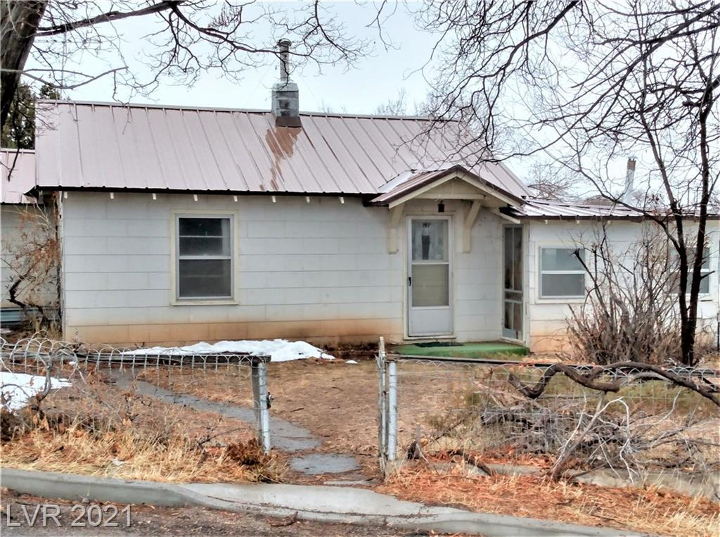 197 Lightner Street Property Photo - Pioche, NV real estate listing