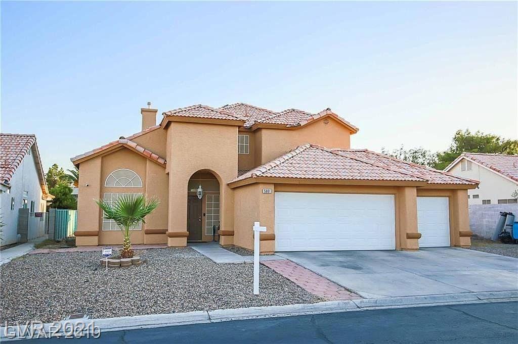 5801 Dew Mist Lane Property Photo - Las Vegas, NV real estate listing