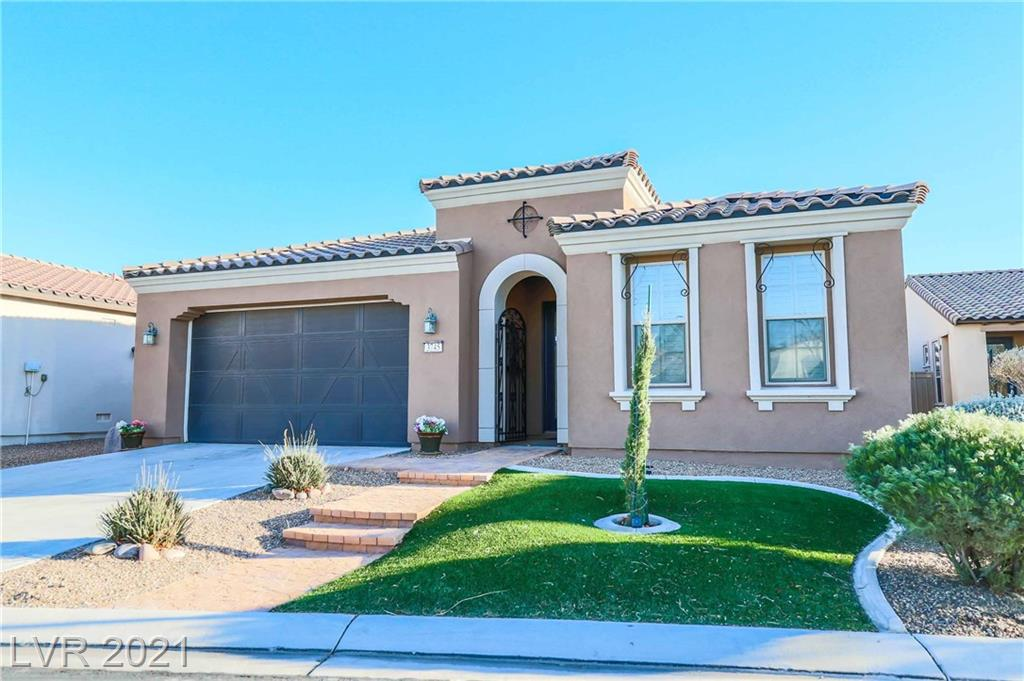 3745 JASMINE HEIGHTS Avenue Property Photo - North Las Vegas, NV real estate listing