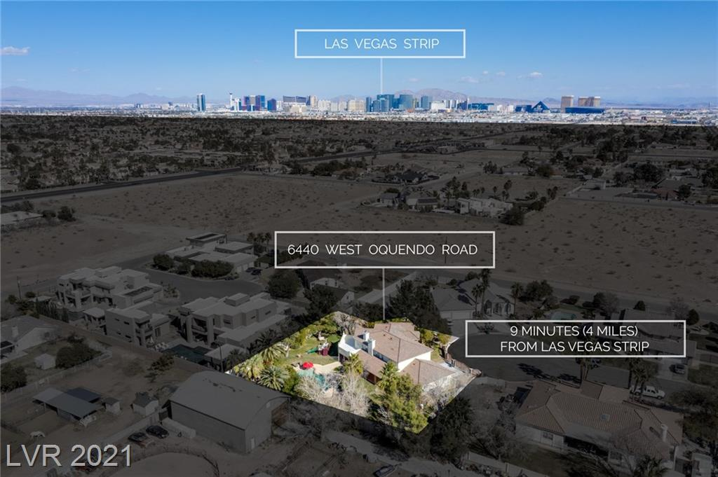 6440 Oquendo Road Property Photo - Las Vegas, NV real estate listing