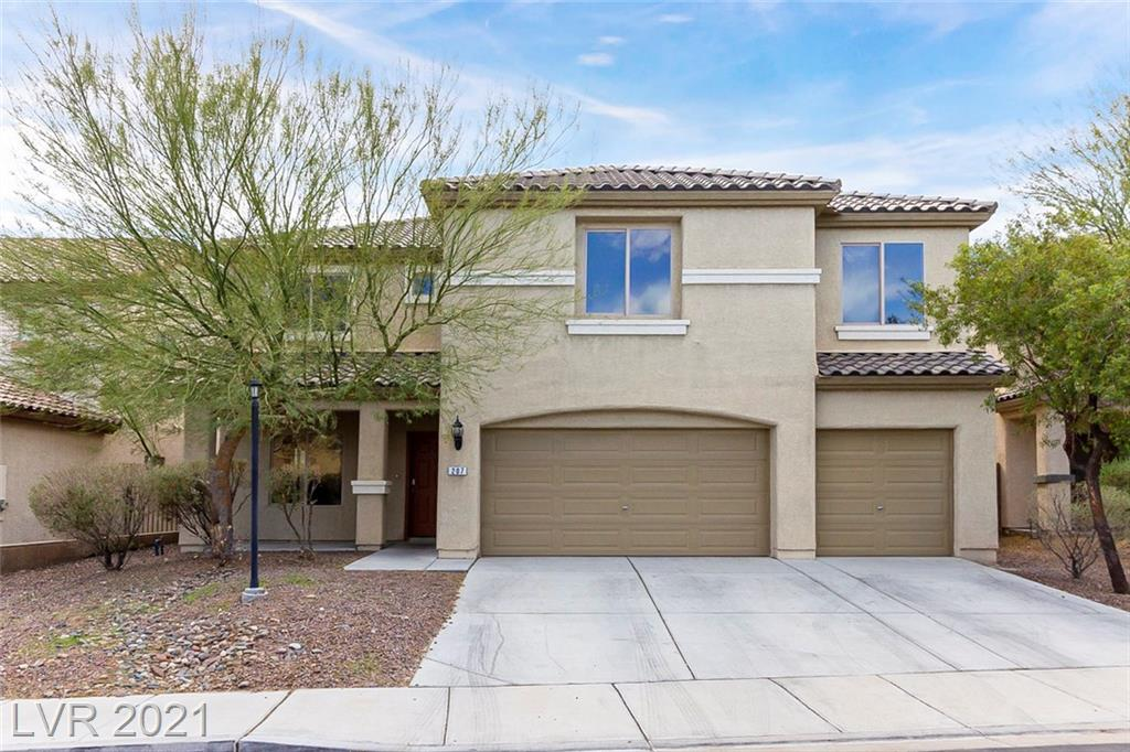 207 Pioneers Peak Avenue Property Photo - Henderson, NV real estate listing